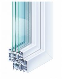 Kömmerling 88+ műnyag ablak