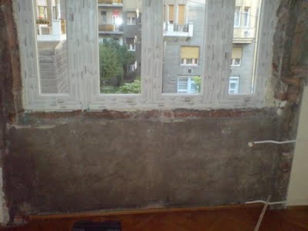 műanyag ablakcsere helyreállítás nélkül