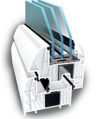 Decco Thermicco műanyag ablakprofil