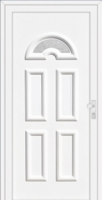 MANCHESTER M1 műanyag bejárati ajtó