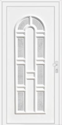 ARSENAL A8 műanyag bejárati ajtó