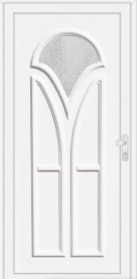 WIGAN W1 műanyag bejárati ajtó