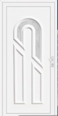 PRESTON P1 műanyag bejárati ajtó