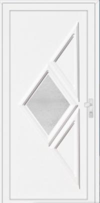 MILLWALL ML1 műanyag bejárati ajtó