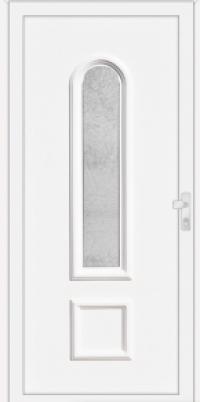 TOTTENHAM T1 műanyag bejárati ajtó
