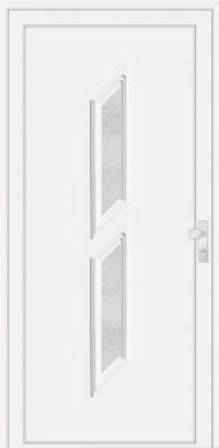 FULTON FL2 műanyag bejárati ajtó