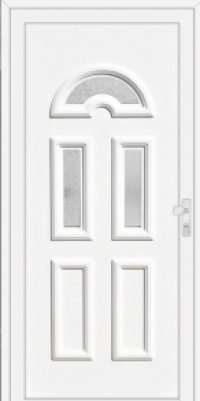MANCHESTER M3 műanyag bejárati ajtó