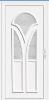 WIGAN W3 műanyag bejárati ajtó